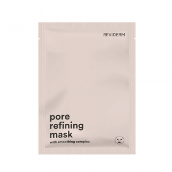 Reviderm pore refining mask